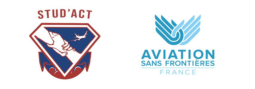 Solidarité : quand l'association Stud'Act invite Aviation Sans Frontières à l'IPSA !
