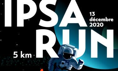 Une course virtuelle pour la bonne cause : participez à l'IPSA RUN, dimanche 13 décembre