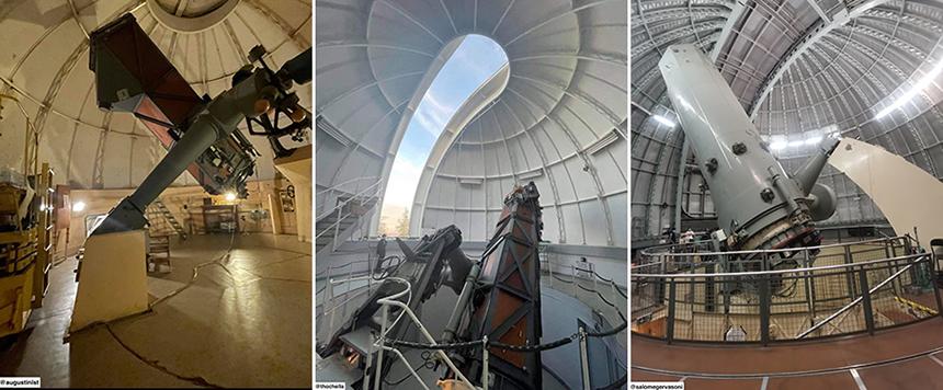 Les étudiants d'IPSA Vega en mission à l'Observatoire de Haute-Provence