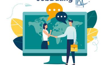 Jobdating: entreprises et IPSAliens ont rendez-vous en ligne, du 24 au 27 novembre 2020