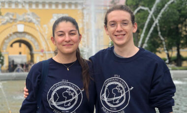 De l'IPSA à une base lunaire expérimentale : l'épopée spatiale d'Emma et Hugo !